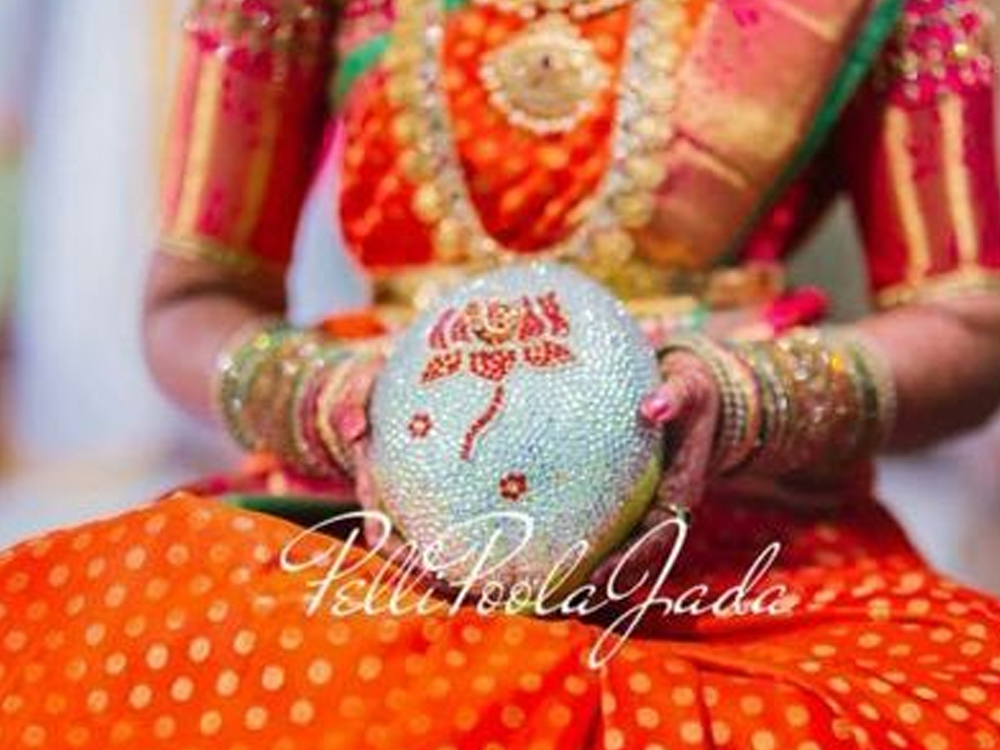 decorated coconut FOR MARRAIGE