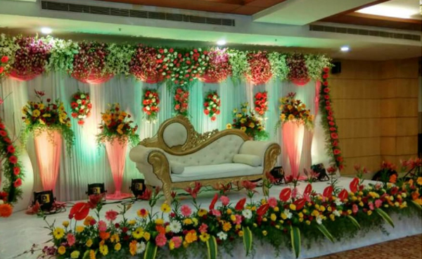 Wedding decorations, events , event decorations, house based decorations, half saree functions, puberty functions, house warming, mangalasnanam sets